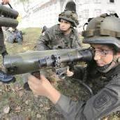 Landesverteidigung gefährdet