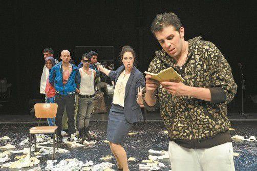 Der Theaterverein Motif zählt zu den hervorragenden Kulturinitiativen.