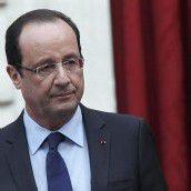 Hollande scheitert mit der Reichensteuer