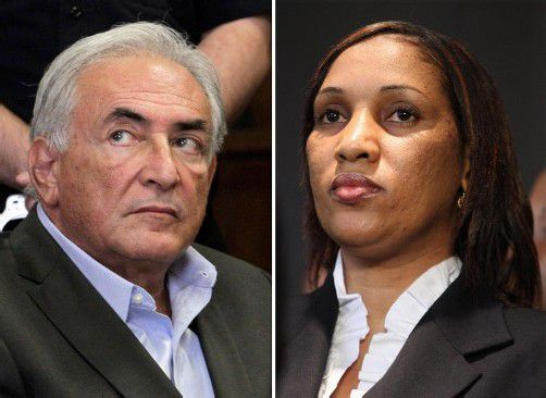 Der frühere IWF-Chef zahlt Nafisstou Diallo angeblich 4,6 Millionen Euro. Damit soll die Vergewaltigungsklage beigelegt werden.