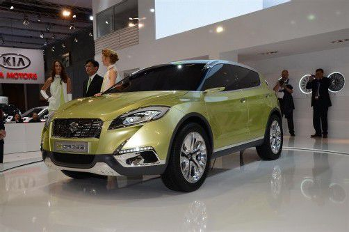 Der japanische Hersteller Suzuki bläst zur Modell-Offensive.