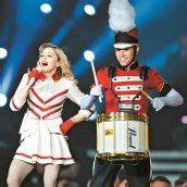 Madonna spielte 2012 die erfolgreichste Tournee