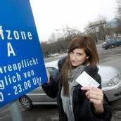 In Bregenz steigen die Parkgebühren