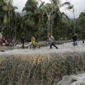 Über 270 Tote nach Taifun