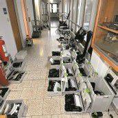 Polizei nahm ungarische Einbrecherbande fest