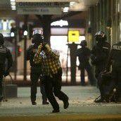 Banküberfall in Berlin artet in Geiseldrama aus