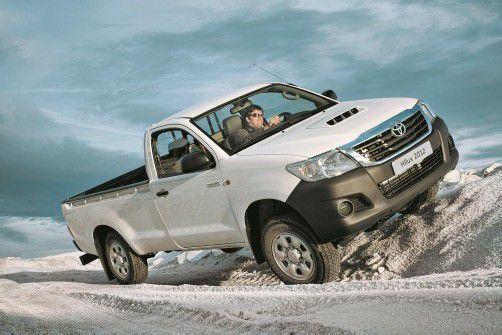 Die jüngst aufgefrischte, die sechste, Generation des Toyota Hilux bietet höhere Wohnlichkeit und nochmals gesteigerte Flexibilität.