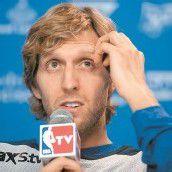 Nowitzki sagt dem deutschen Team für EM ab