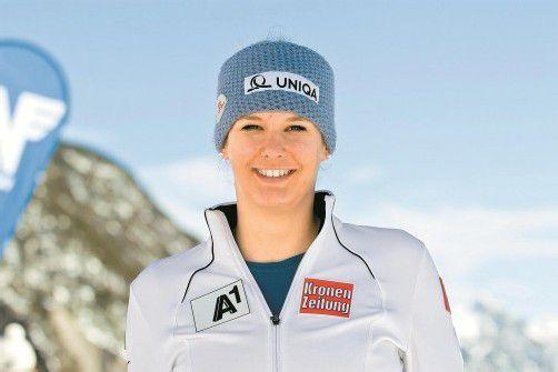 Doppelsiegerin im Kühtai: Elisabeth Kappaurer. Foto: steurer