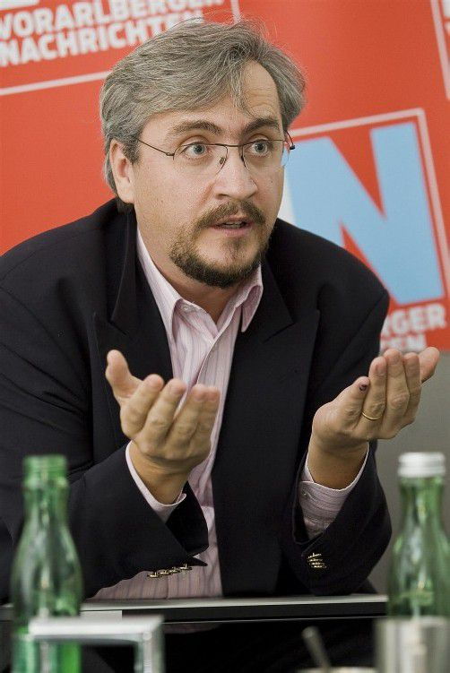Drazen Domjanic Foto: vn/steurer