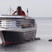 Norovirus fährt auf zwei Kreuzfahrtdampfern mit