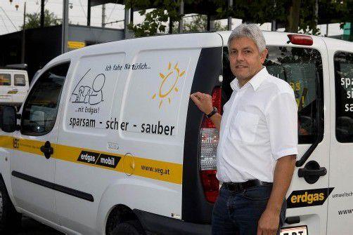Erwin Kopf tritt als VEG-Geschäftsführer zurück. Foto: VN/PAulitsch