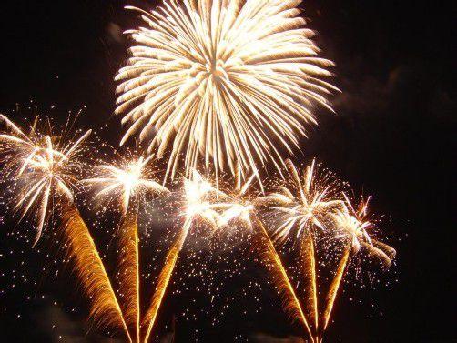 Feuerwerk schon zu Weihnachten – muss das denn wirklich sein? Foto: VN
