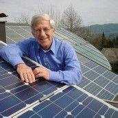 Feldkirch: Franz Alt als Referent bei Empfang