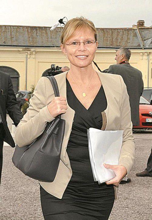 Für Grundbuchgebühr zuständig: Justizministerin Karl. Foto: APA