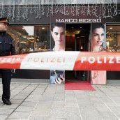 Überfall-Serie auf Wiener Juweliere