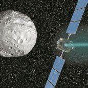 Astronomiejahr fängt mit Asteroiden-Begegnung an