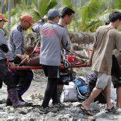 Taifun Bopha: Über 300 Menschen starben