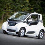 Honda testet kleines E-Auto