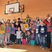 Ein Meilenstein für 89 Volksschüler