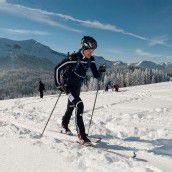 Auftakt des Skitourencups