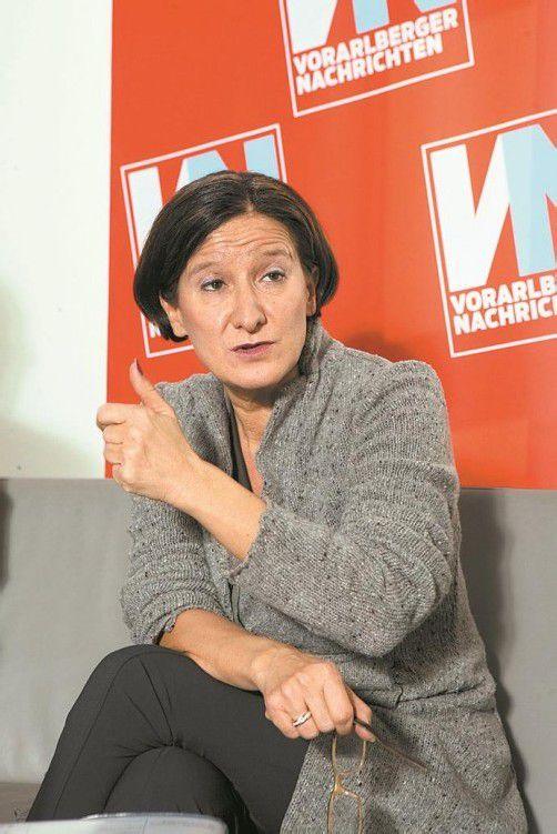 Innenministerin Johanna Mikl-Leitner. Foto: VN/Hartinger