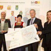 Innovationspreis ging an Vorarlberger Firma