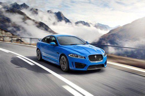 Jaguar XFR-S: Ab Mai 2013 für 136.500 Euro zu haben. Foto: Werk