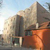 Kunstmuseum Ravensburg vor Eröffnung