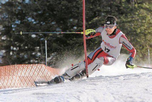 Kilian Albrecht verpasste bei den Olympischen Spielen 2002 Slalom-Bronze um vier Hundertstel. Foto: shourot