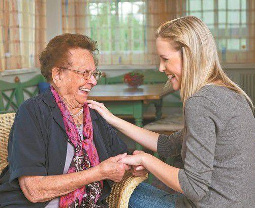 Laut US-Forschern behalten Senioren positive Informationen besser als schlechte. Foto: Fotolia