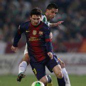 Messi bis 2018 bei Barcelona