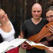 Eine Mischung aus Lesung und Konzert