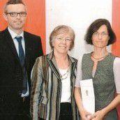 Sozialdienste Götzis erhielten Auszeichnung