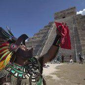 Neue Maya-Ära begann fröhlich und ausgelassen
