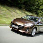 Mazda wertet den Dreier auf