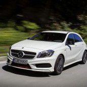 Mercedes mit Absatzrekord