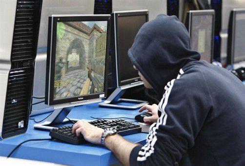 Militärische Videospiele vermitteln falsche Vorstellungen – beim Heer wird man mit Szenarien der Wirklichkeit konfrontiert. Foto: AP