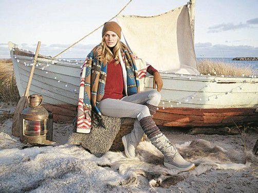 Mit Ecco-Schuhen optimal gerüstet durch die kalte Jahreszeit gehen und dabei noch Geld sparen. Foto: Ecco
