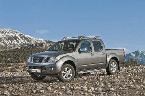 Mit der 144-PS-Einstiegsversion rundet Nissan das Leistungsspektrum des Navara künftig nach unten ab.