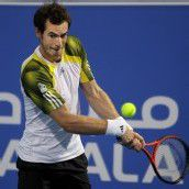 Andy Murray verliert bei Showturnier in Abu Dhabi