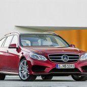 Mercedes zeigt neue E-Klasse