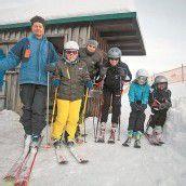 Synergie-Effekte auf Ski