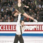 Show auf dem Eis mit vielen Attraktionen