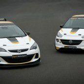 Opel setzt auf Motorsport