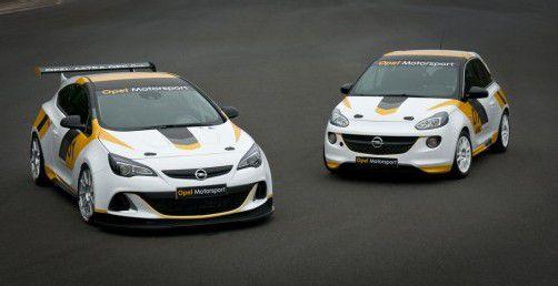 Opel setzt auf ein sportliches Image. Foto: werk