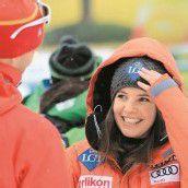 Tina Weirather muss St. Moritz auslassen
