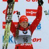 Soukalova siegt – erste Punkte für ÖSV-Damen