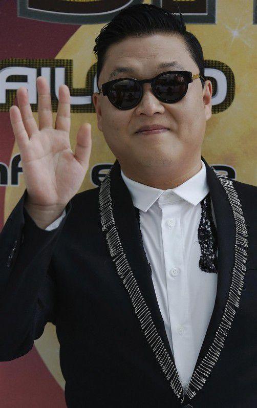 Psy arbeitet in seiner Heimat seit 2001 als Popmusiker.Foto:  Reuters