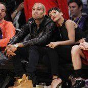 Rihanna und Chris Brown turteln wieder öffentlich